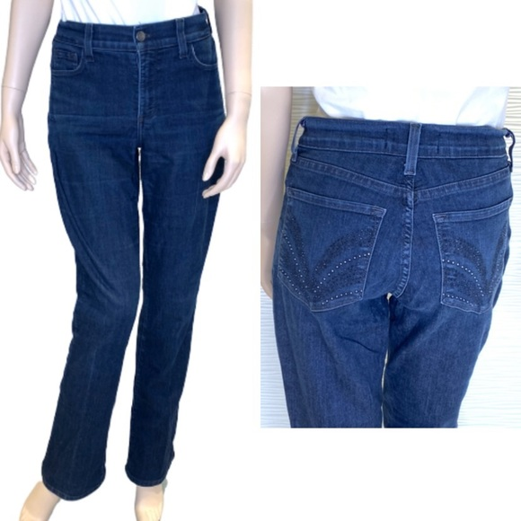 Not Your Daughters Jeans Denim - Not Your Daughters Jeans Size 4 Lift & Tuck
